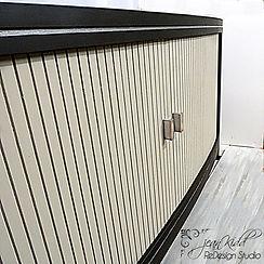 Media Door closeup by Jean Kidd ReDesign