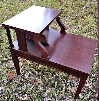Mersman 7640 step table