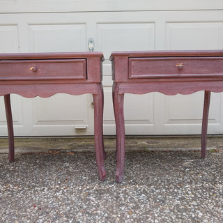Matching petite tables