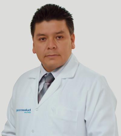 Dr. Gustavo Sarria