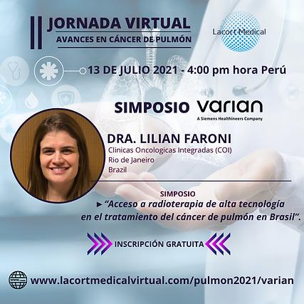 ponentes II Jornada Virtual en Avances e