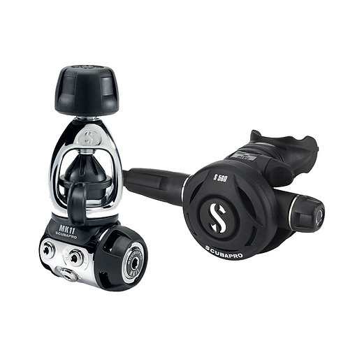 Scubapro - MK11/S560 DIVE REGULATOR SYSTEM, INT
