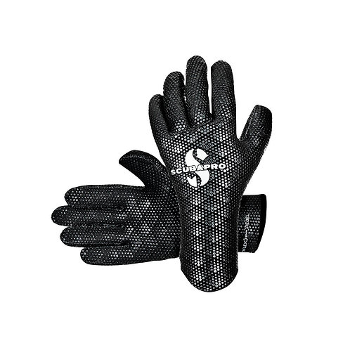 SCUBAPRO - D-FLEX REBEL DIVE GLOVE, 2MM, BLACK