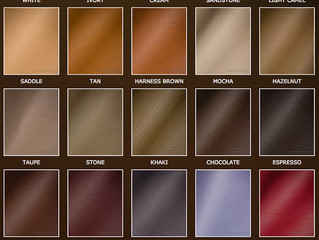 Top Grain Upholstery Leather