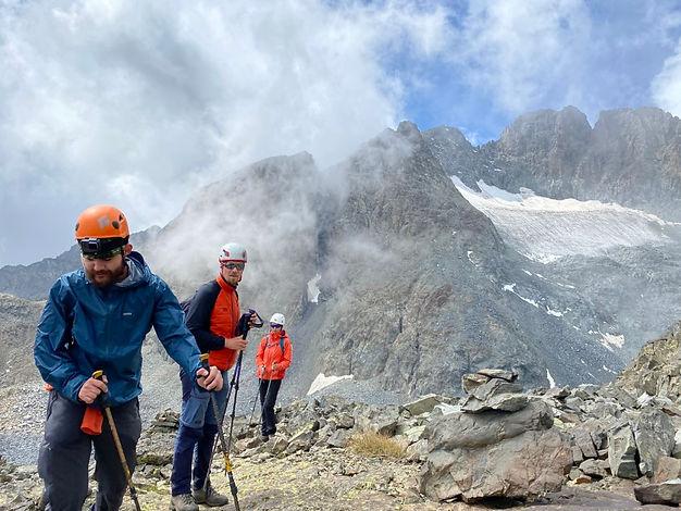 Восхождение на Качкар, Kackar climbing