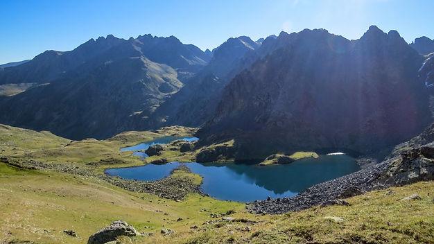 озера Сулак и Татос, Качкар, Турция