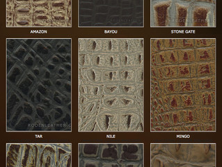 What Is Embossed Leather?