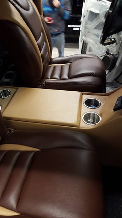 Roden Leather Upholstery Leather Stella Line