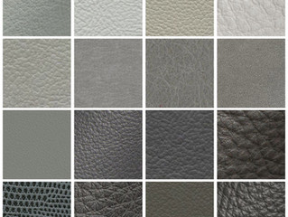 More Than 50 Shades of Grey Upholstery Leather