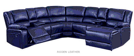 Reclining-Pillow-Top-Arm-Sectional-with-