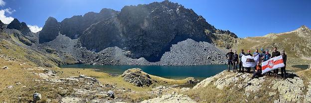 озеро Сулак, Качкар, Турция