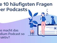 #4 Was macht das Medium Podcast so attraktiv?