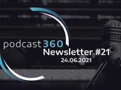 Newsletter #20 - 24. Juni 2021