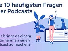 #3 - Was bringt es einem Unternehmen einen Podcast zu machen?