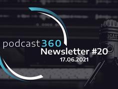 Newsletter #20 - 17. Juni 2021
