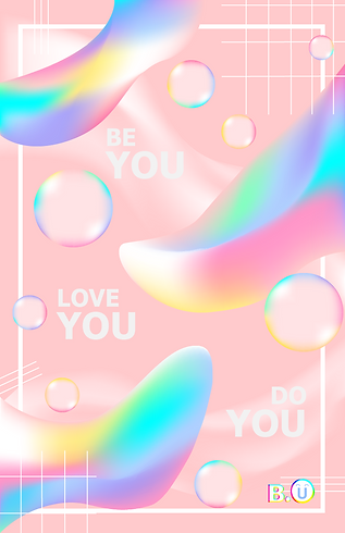 B.U ARTICLE COVER - Pink and White Poster with Pastel Swirls and Bubbles.png