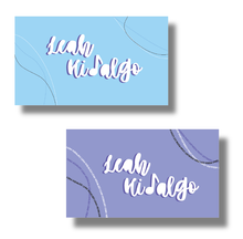 "LEAH HIDALGO BASIC LOGO - BUSINESS CARD MOCKUPS_Address Labels - 20-sheet (1"" x 4"").png"
