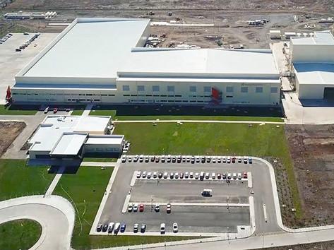 Construcción Áreas Verdes Planta Nestle