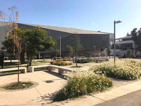 Construcción Universidad de Chile