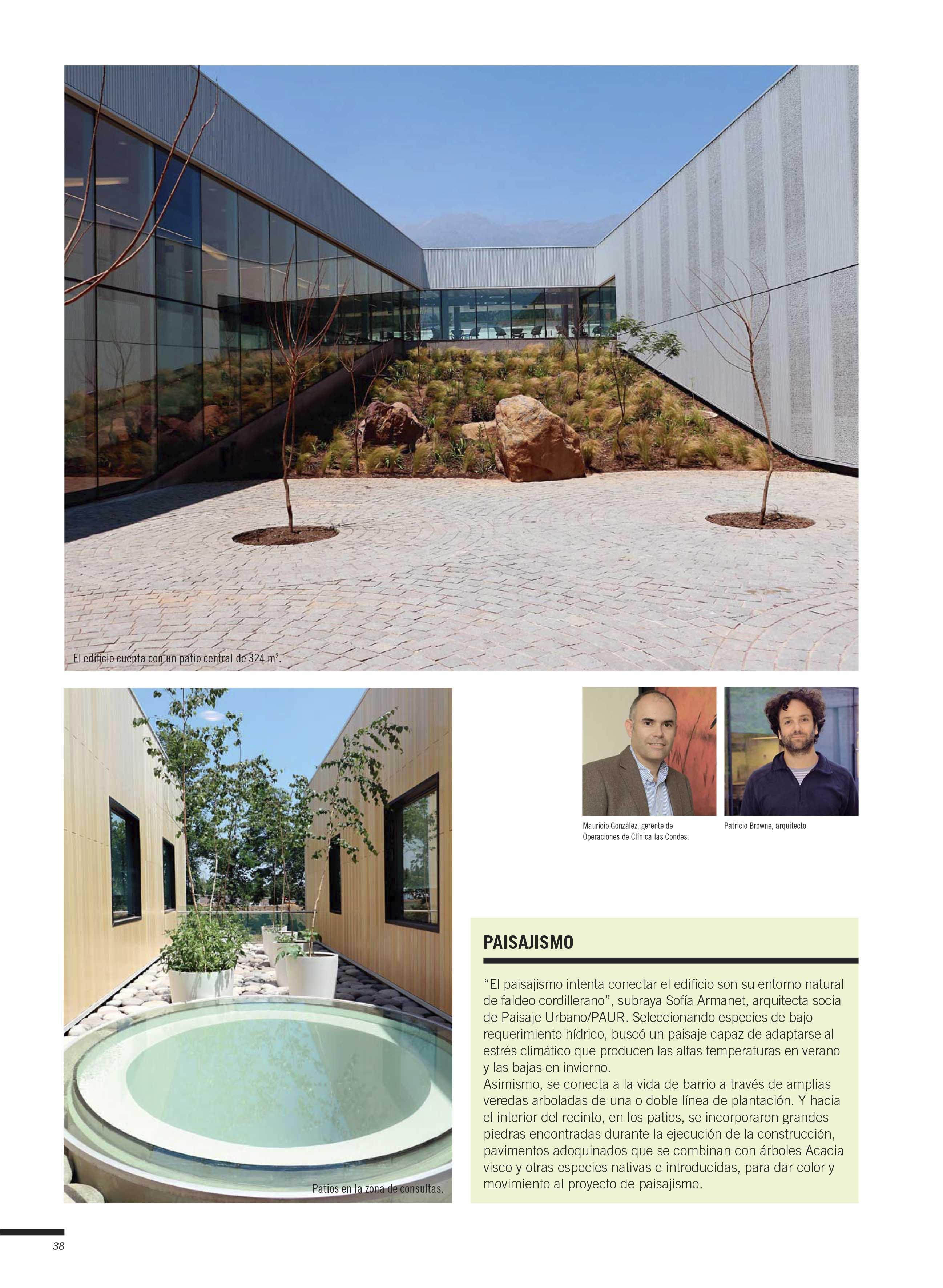 Nueva Clinica Las Condes