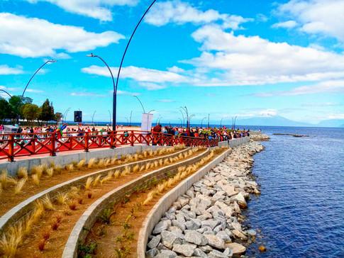 Construcción Muelle Llanquihue