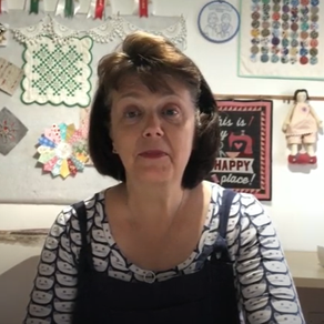 Session 2: Sewing Chat with Sallie