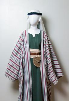 Elkanah's costume