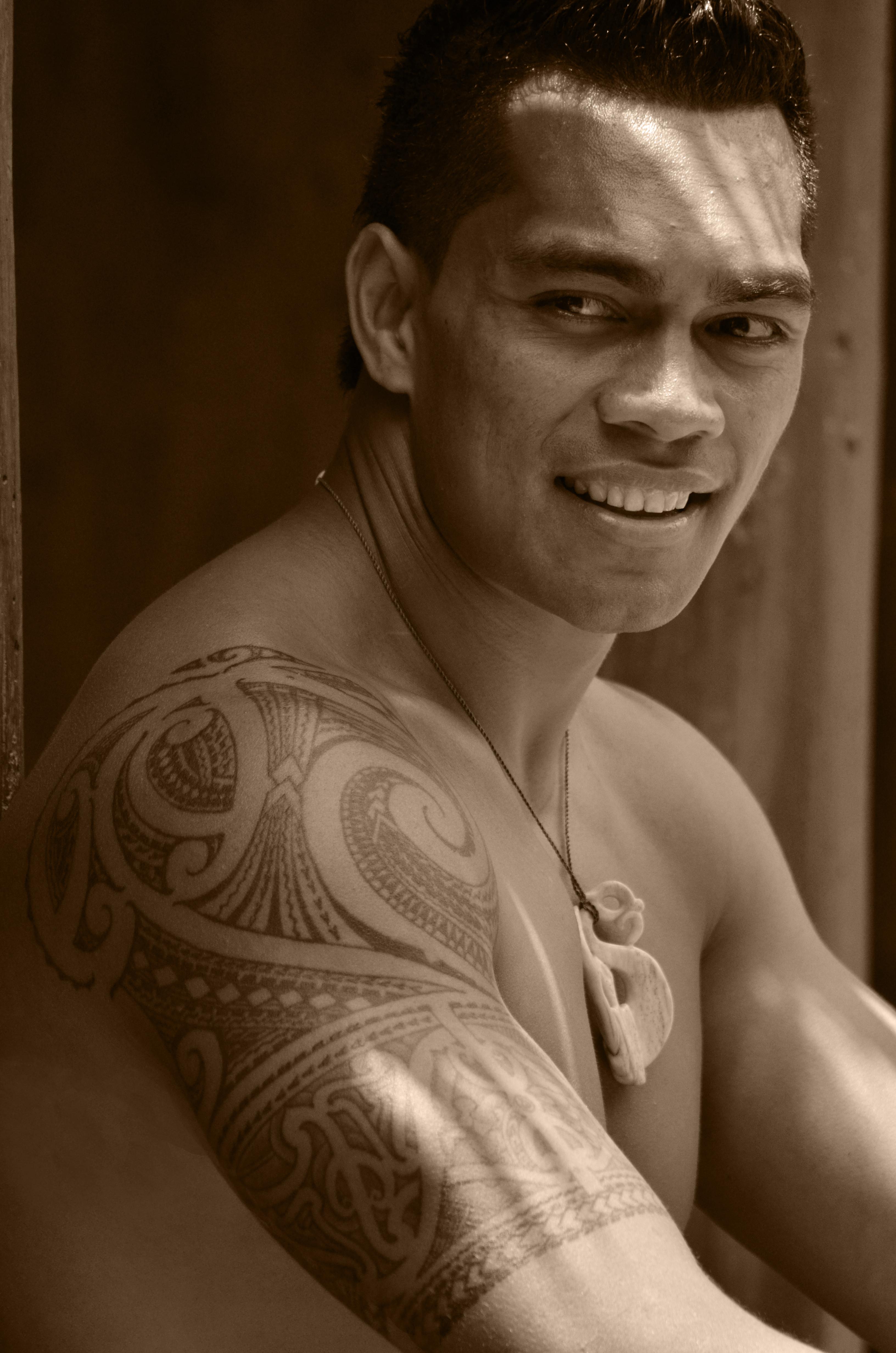 Sepia Samoa