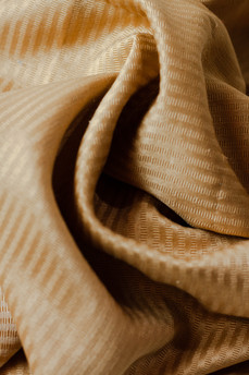 (detail) fabric sourced for costumes