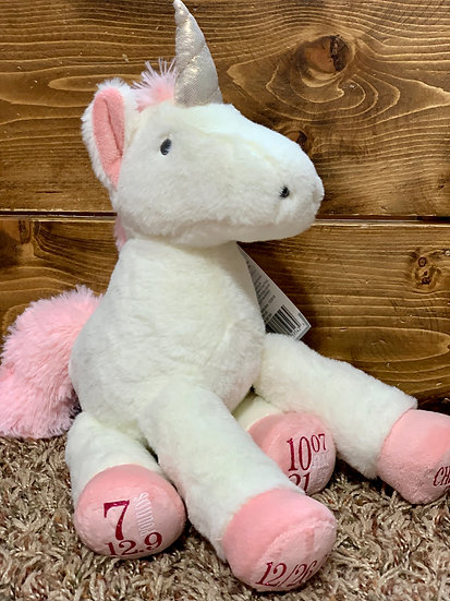 Unicorn Birth Announcement