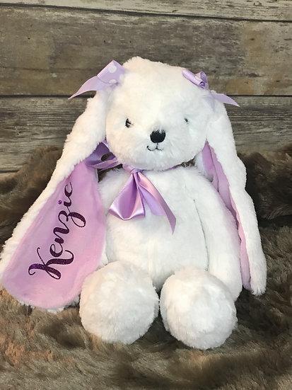 Bunny Birth Announcement