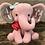 Thumbnail: Pink Elephant Birth Announcement