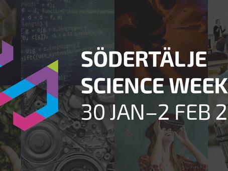 Södertälje Science Week