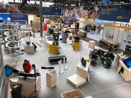 Besök vår monter på Hannover Industry Fair