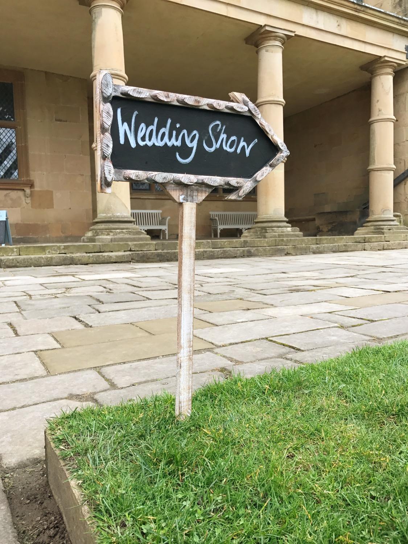 WeddingShowSign