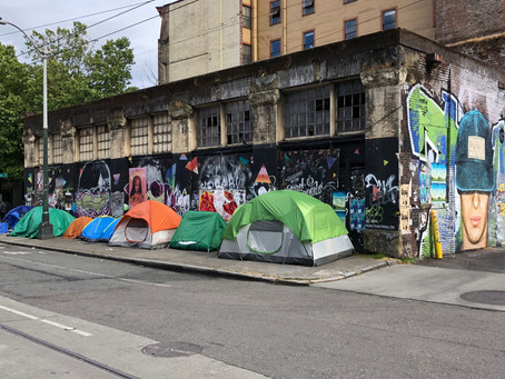 Seattle Human Rights Commision Supports Community-Driven Homelessness Solutions