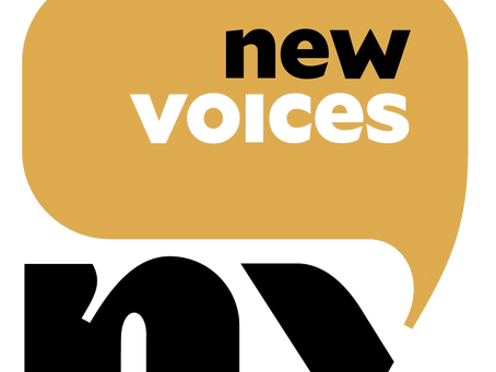 Apply to be in the next cohort of 'New Voices'