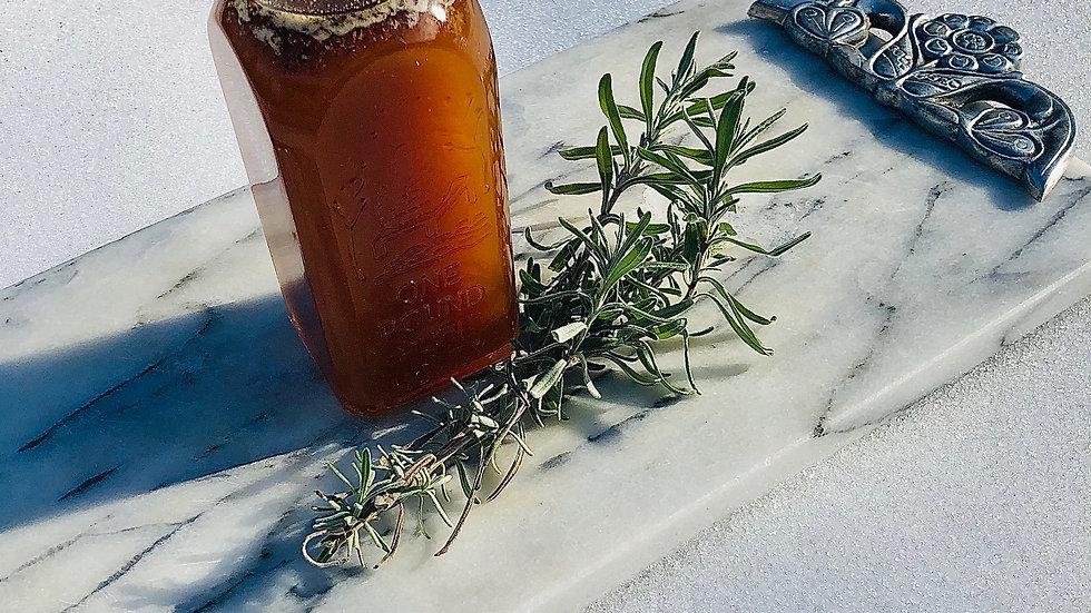 Lavender Infused Blueberry Honey (1lb.)
