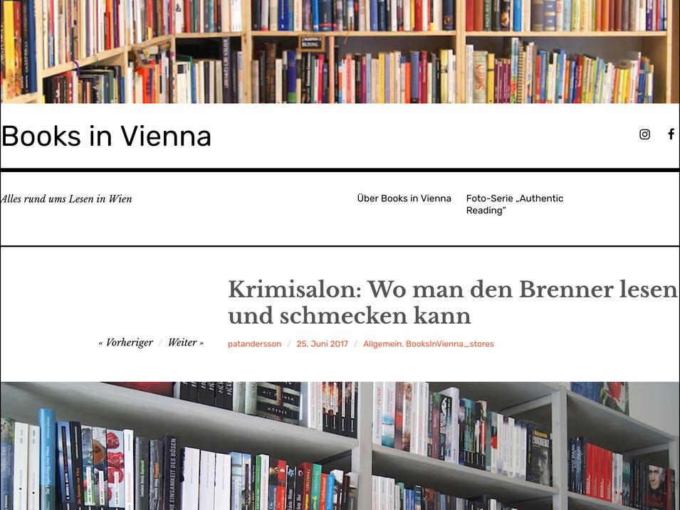 Books in Vienna
