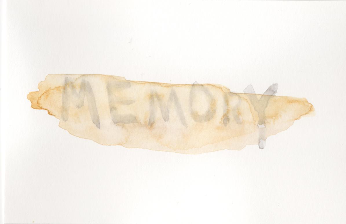 IrisBechtol_Memory_wwatercolor on paper