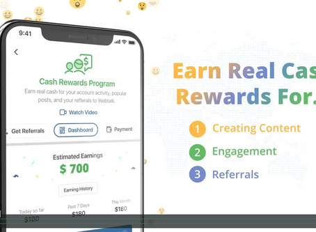 Check Out Our New Free Cash Rewards Program Video