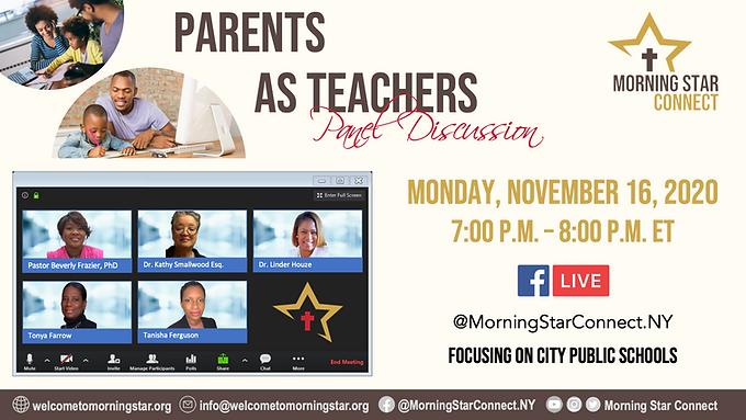 Parents as Teachers: City Public Schools