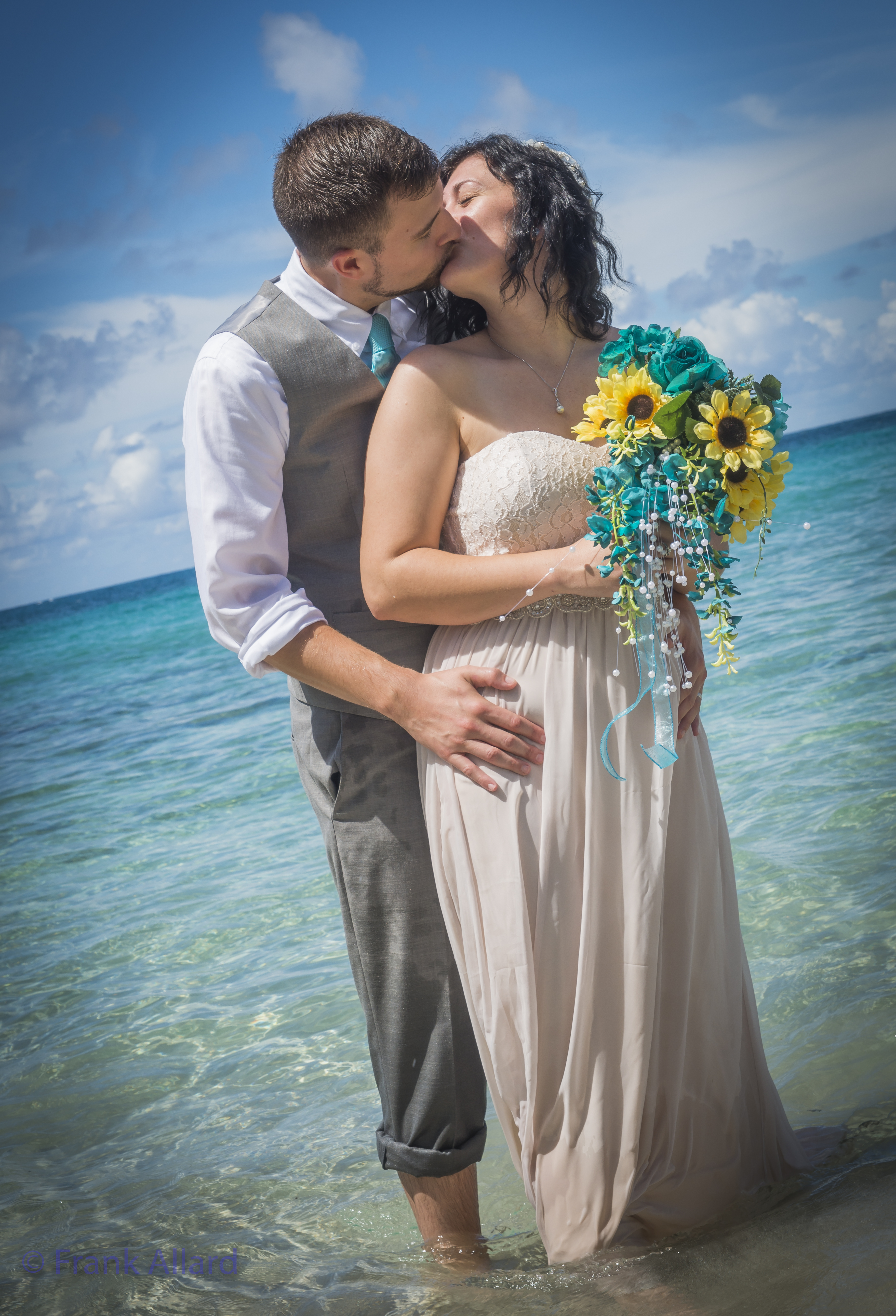 St. Thomas Wedding Photographer