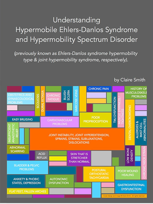 Understanding Hypermobile Ehlers-Danlos Syndrome & Hypermobility Spectrum Disord
