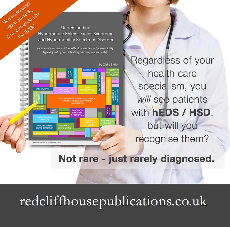 Medical professionals feedback advert 3.