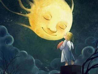 """Perdoar_Fábula """"A Pequena Alma e o Sol"""""""