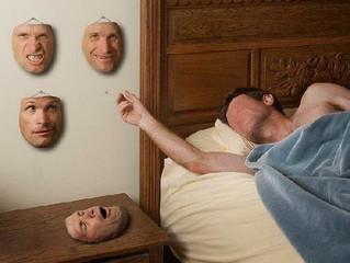 Qual a máscara que escolhes quando te levantas?