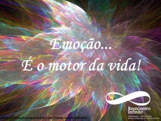 Emoção... é o motor da vida!