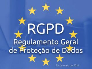Novo regulamento Geral de Protecção de Dados