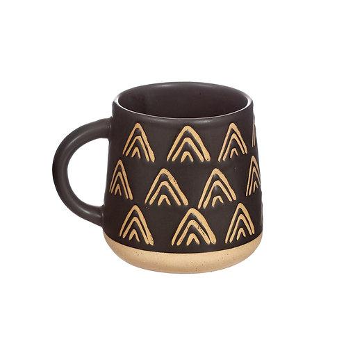 Nomad Black Mug